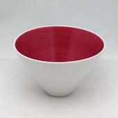 小鉢・小飯碗・ワインレッド