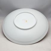 平皿(大)・JAワインレッド