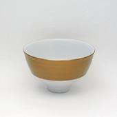 飯碗(茶碗)・ゴールド