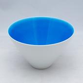 小鉢・小飯碗・クリアブルー