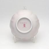 小鉢・JC三方ガラミ紋・チェリー&プラチナ