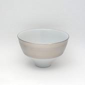 飯碗(茶碗)・プラチナ