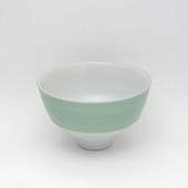 飯碗(茶碗)・パールグリーン