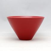 小鉢・小飯碗・赤釉