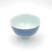 飯碗(茶碗)・呉須千段・青