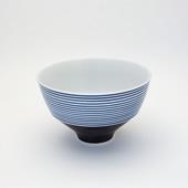 飯碗(茶碗)・下錆千段/青